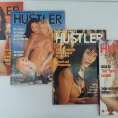 LOT 9 REVISTE HUSTLER/ 2001-2007 - Revista barbati