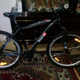 "Bicicleta Kilimanjaro Sport Men 27.5"", cadru 19"" - Mountain Bike Nespecificat, 19 inch, 27.5 inch, Numar viteze: 24"