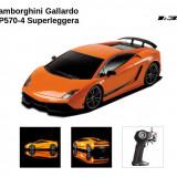 Masinuta cu radiocomanda X Street Lamborghini Gallardo LP570-4 1:32 Scale - NOU