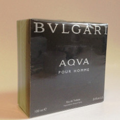 BVLGARI AQVA- eau de toilette, barbati, 100ml.-replica A++ - Parfum barbati Bvlgari, Apa de toaleta