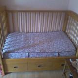 Patut copil - Patut lemn pentru bebelusi, Alte dimensiuni