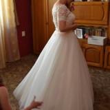 Rochie de mireasă - Rochie de mireasa printesa
