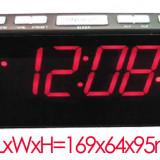 Ceas Digital Cu Radio CR-8828P - PRODUS NOU - Ceas led