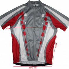 Tricou ciclism Crane, barbati, marimea 52(L), Tricouri
