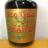 Brandy, vsop florio, mai multe 3 ani fusti rovere, italy, gr 40 cl 75 ani 50 - Cognac