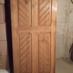 Usa intrare din stejar - Mobilier