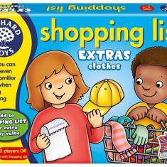 Joc Educativ In Limba Engleza Lista De Cumparaturi Haine orchard toys