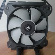 Cooler CPU Racire cu apa Corsair Hydro Series H80i High Performance. - Cooler PC Corsair, Pentru procesoare