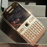 NOKIA E72 AURIU RECONDITIONAT - Telefon Nokia