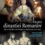 Saga dinastiei Romanov , autor Jean Des Cars