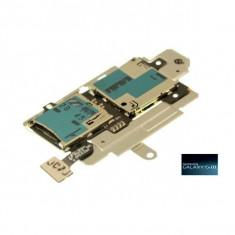 Suport cititor SIM si card MicroSD Samsung Galaxy S3 LTE I9305