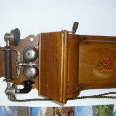 Telefon vechi 100 de ani