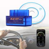 Diagnoza Universala Elm327 Mini Bluetooth OBDII OBD2 versiunea 2.1 - Interfata diagnoza auto