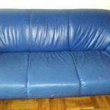Set canapea extensibila plus doua fotolii