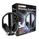 Bucatarie standard - Casti wireless 5 in 1
