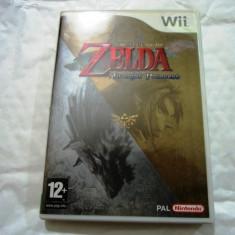 Joc The Legend of Zelda Twilight Princess, Wii, original, alte sute de jocuri! - Jocuri WII Altele, Actiune, 3+, Single player