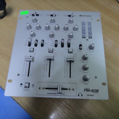 MIXER OMNITRONIC PM-408 (LEF) - Mixere DJ