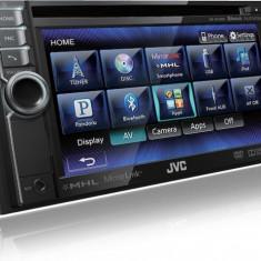 Sistem auto JVC Radio/CD/DVD Player JVC KW-NSX600E, 4x50W, USB, Bluethooth - DVD Player auto