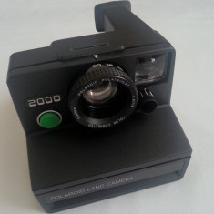 Polaroid 2000 Polaroid Land Camera aparat foto colectie vintage 1976 clasic rar - Aparat de Colectie