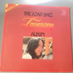 JOAN BAEZ - LOVESONG ALBUM - 2LP SET(1985/CBS REC/ITALY) - Vinil/IMPECABIL/Vinyl - Muzica Folk universal records