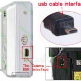 Cablu usb SAMSUNG ES80, ES81, ES90, ES91, L77, L700, L700s - Cablu foto