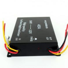 Invertor Auto - Invertor memorie 24V - 12V 45 A