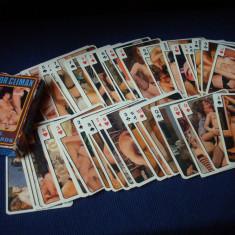 Carti de joc XXX/porno/ adulti/erotice, de colectie/vintage, anii'70 Rar.