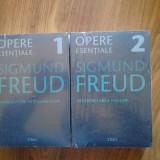 Carte de colectie - Volumele 1 si 2 din colecția Freud. SIGILATE