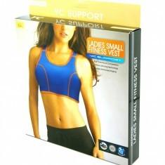 Set pantaloni lungi si bustiera pentru slabit Neotex - Echipament Fitness