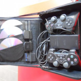 PlayStation 2 Sony - PS2 Modat, 2 controlere