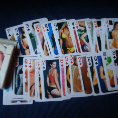 Carti de joc sexy, dame de colectie/vintage, serie completa