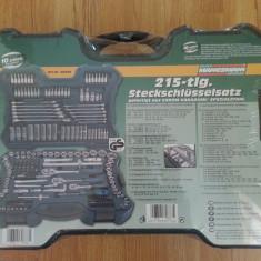 Cheie mecanica - Trusa scule Mannesmann 215 piese, originala, sigilata, import Germania