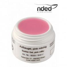Gel UV Constructie Vascozitate Mare NDED - 5 ml - Unghii false