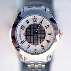 Ceas MORELLATO Diamond Unisex, bratara metalica, foarte putin utilizat. - Ceas unisex