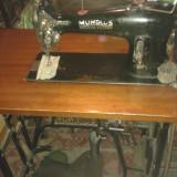 Mașină de cusut MUNDLOS ORIGINAL-VICTORIA