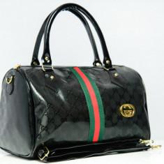 Geanta / Poseta de umar sau mana Gucci - Cadou Surpriza - Geanta Dama Gucci, Culoare: Din imagine, Marime: Supradimensionata, Geanta de umar, Nilon