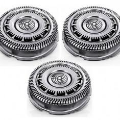 Aparat de Ras - Aparat de barbierit Philips SH90/50, 3 bucati, argintiu