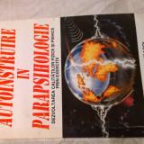 AUTOINSTRUIRE IN PARAPSIHOLOGIE - VICTOR DUTA - Carte Hobby Paranormal