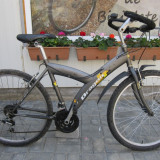 Mountain Bike, 19 inch, 26 inch, Numar viteze: 18 - Bicicleta MTB Dragon, import Germania