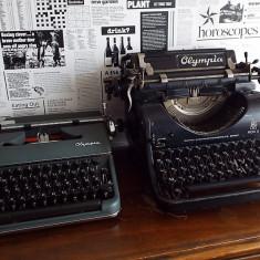 Masina scris vintage OLYMPIA Mod. 8 - Masina de scris