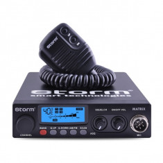 STATIE RADIO STORM MATRIX 10