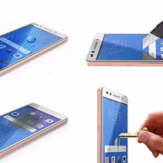 Folie sticla Alcatel Pixi 3 (4.0) protectie ecran antisoc securizata - Folie de protectie Alcatel, Anti zgariere