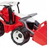 Tractor plastic cu cupa Gigant