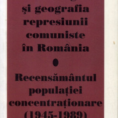 Istorie - Romulus Rusan - Cronologia si geografia represiunii comuniste in Romania - 443953
