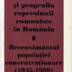 Istorie - Romulus Rusan - Cronologia si geografia represiunii comuniste in Romania - 481273