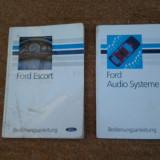 Manual auto - Ford escort 1991 carte tehnica