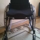 Vand scaun rulant pentru persoane cu dizabilitati marca Panthera S2 Swing - Scaun cu rotile