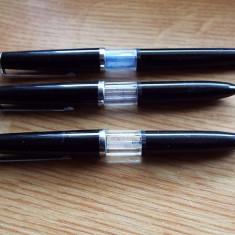 3 stilouri FLARO PIONIER
