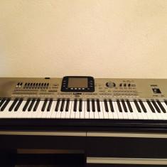 Orga - Korg pa3 musikant