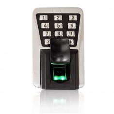 Resigilat - Control acces PNI FT05 cu cititor de amprenta